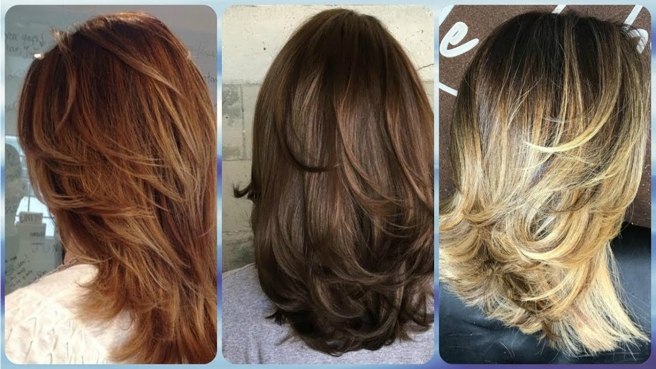 10 hottest ideas for trendy layered haircuts for medium length hair