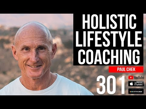 Holistic Lifestyle Coaching with Legendary Strength Coach Pa