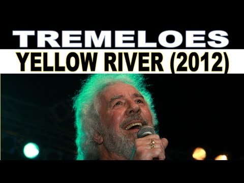 YELLOW RIVER (2012) TREMELOES | HD Live | OLDIE NIGHT | Gummersbach 28.04.2012