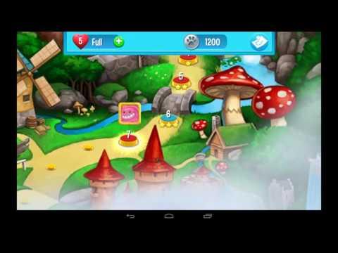 Pet Rescue Saga Android - Gameplay Video 🙉 thumbnail