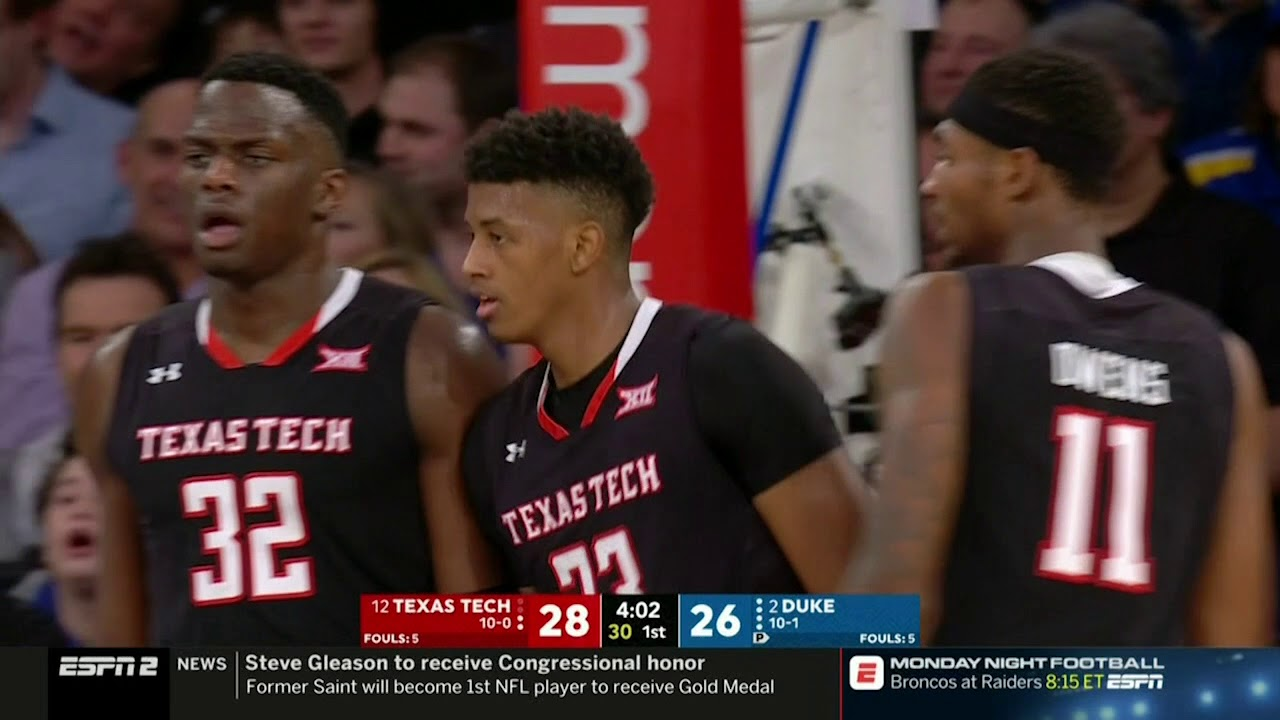 men's basketball - texas tech university athletics
