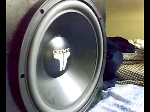 JL Audio 12W0 1 of my favourite sub ever!
