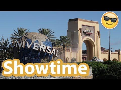 The Shows at Universal Studios Orlando
