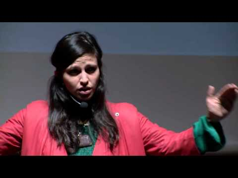 Imagination, expression, and identity: Ariana Delawari at TEDxKabul