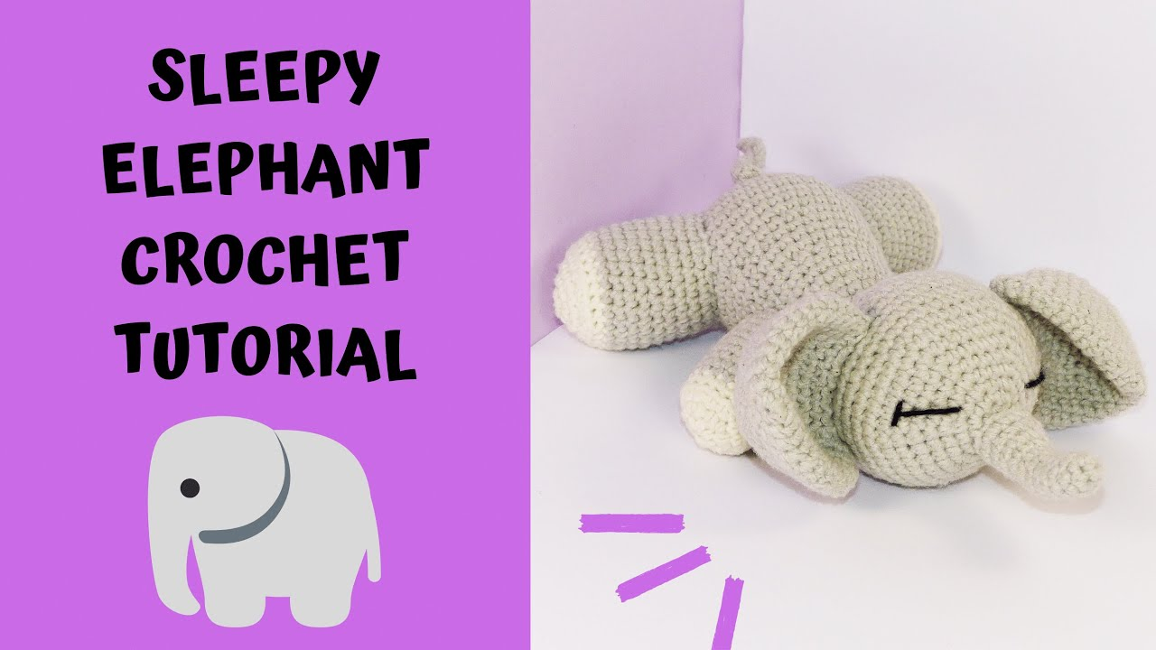 The Sweetest Crochet Elephant Patterns To Try | The WHOot | 720x1280
