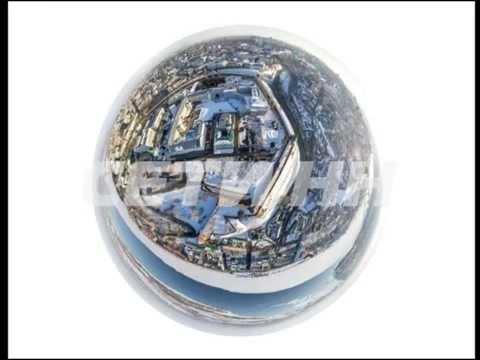 Глобус Нижнего Новгорода - бородатая шутка стала реальностью