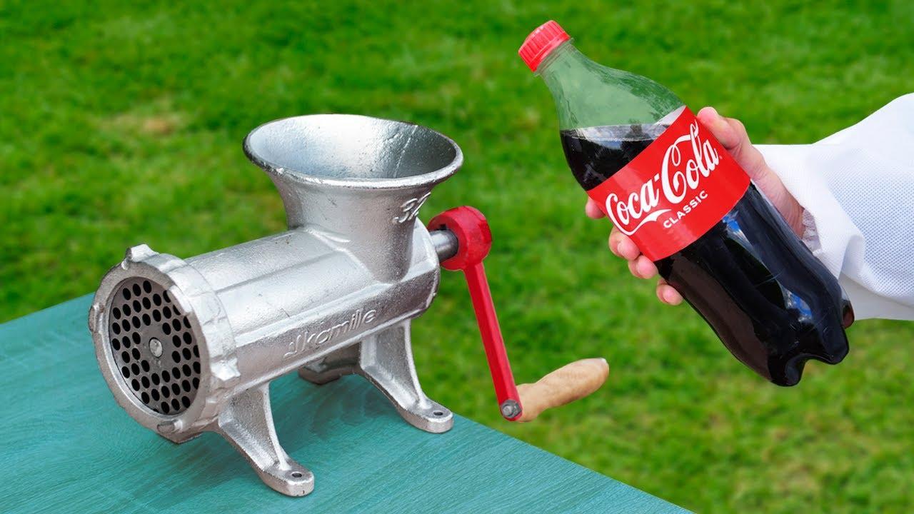 EXPERIMENT: COCA COLA VS MEAT GRINDER jpg