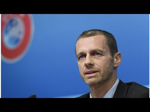 UEFA-Boss: EM-Bewerbung unbeeinflusst von WM-Skandal