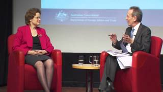 H.E. Ms Frances Adamson, Australian Ambassador to China in conversation with the ABC