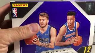 Opening Hobby Box #3 of 2018-19 Panini Prizm NBA Basketball Cards