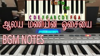 tamil film songs bgm notes/music class in tamil/keboard music/piano music