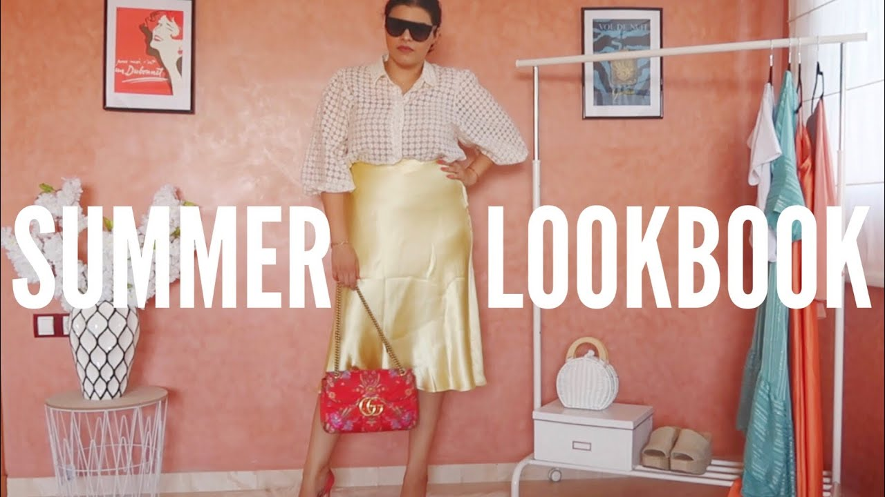 [VIDEO] - ZARA SUMMER LOOKBOOK | LEILA BOULARBAH 2