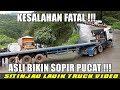 KESALAHAN FATAL !!! ASLI BIKIN SOPIR PUCAT DI SITINJAU LAUIK !!!