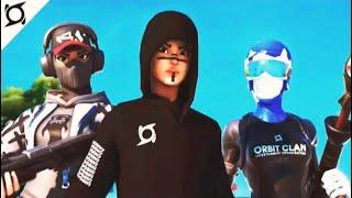 OrbitClan : Fortnite Teamtage #1