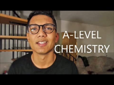 A-Level Chemistry TIPS + ADVICE | Getting An A*