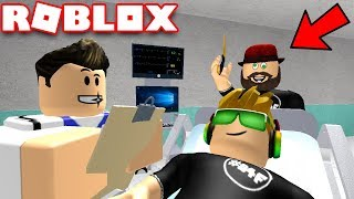 ASSASSINATION IN HOSPITAL!!! ROBLOX ASSASSIN