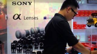 Trên tay Muont Sigma MC11 for Sony - Canon tại Phú Quang