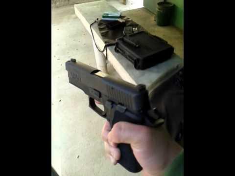 Sig Sauer P229.40 Enhanced Elite SRT problem vid # 2 - YouTube