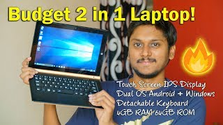 Budget Laptop with Dual OS Unboxing & Review!
