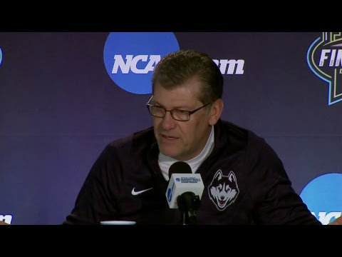 News Conference: South Carolina, UConn Preview