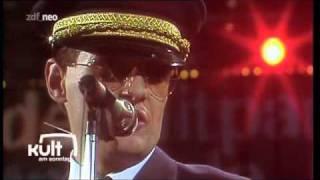 FALCO - Maschine brennt - ZDF Hitparade (Ausschnitt) HQ