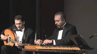Michigan Arab Orchestra Takht Ensemble - Qanun Taqasim / تقاسيم قانون