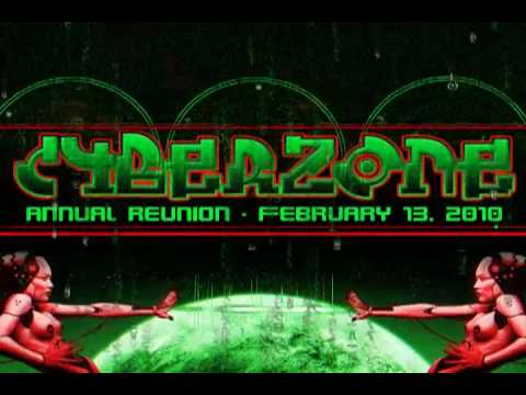 Cyberzone Reunion 2010 Motion Graphics by Urban Br...