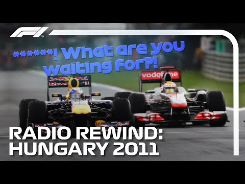 RADIO REWIND! 2011 Hungarian Grand Prix