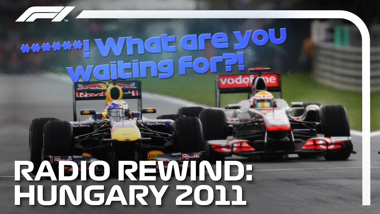 RADIO REWIND! 2011 Hungarian Grand Prix