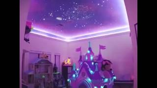 Animated Bedroom Ceiling