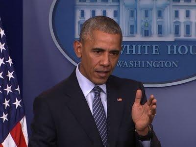 Obama Trump is 'Gregarious' and 'Pragmatic'