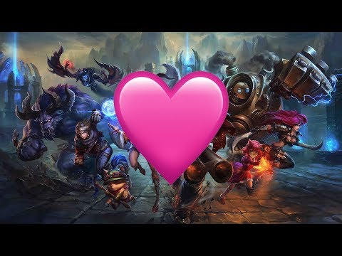Everything I love about League of Legends.