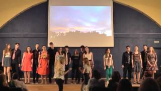9Б Song Festival In English 2016