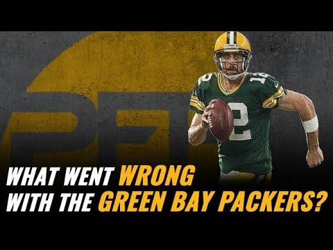 Packers - 2018 In Review: What Went Wrong with the Green Bay Packers