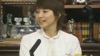 2006年8月4日の探偵ナイトスクープに石田ゆり子が出演した時のワンシー...