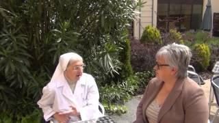 Entrevista a Sor Peregrina del Albergue del Monasterio de las Benedictinas (Carbajalas)