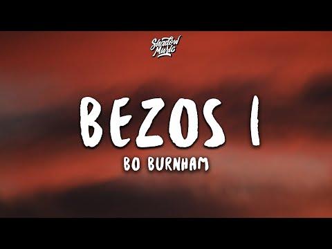 """Bo Burnham - Bezos I (Lyrics) """"ceo entrepreneur born in 1964"""""""