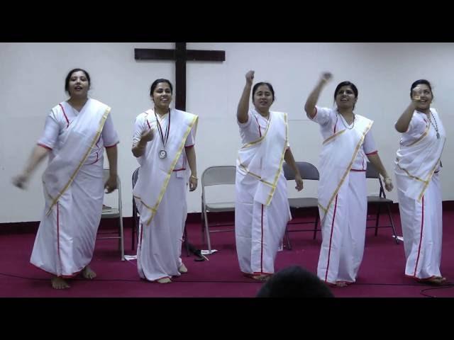 Musical Skit by Womens Fellowship, St.Peters CSI Church Kuwait