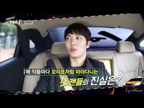 2013/12/09 tvN Talk Show Taxi 預告-周元