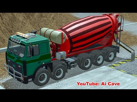 Cement production & new concrete mixer truck - Farming Simulator 2017 Mods