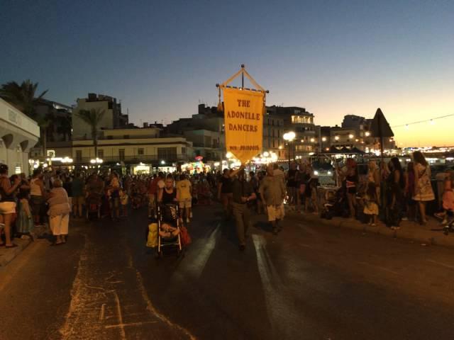 Malta traditions: Summer Carnival 2016