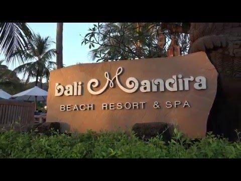 Hotelbewertung: Bali Mandira Beach Resort & Spa