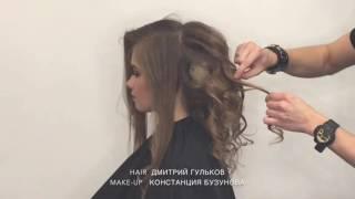 Обучающее видео вечерняя прическа, Екатеринбург.(, 2016-09-30T09:59:57.000Z)