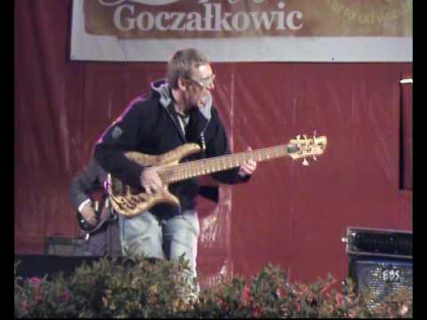 """Marcin Pendowski, basista zespołu """"The Positive"""""""