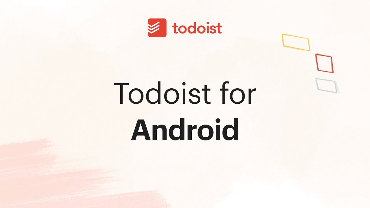 Todoist Android - Getting Started