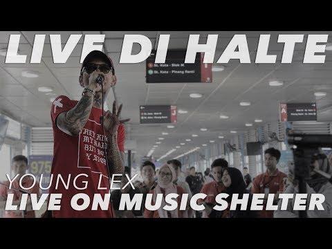 MANGGUNG DI HALTE TRANSJAKARTA ! - LIVE ON MUSIC SHELTER (19 MEI 2017)