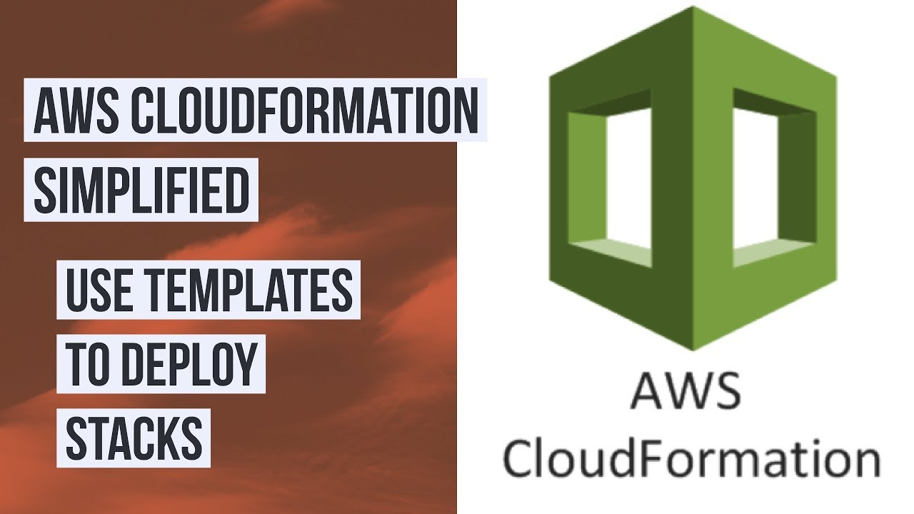 AWS CloudFormation Simplified(Part 3 Of 4) - YouTube