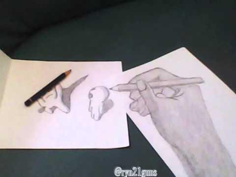 Best of 3d pencil drawings 2013