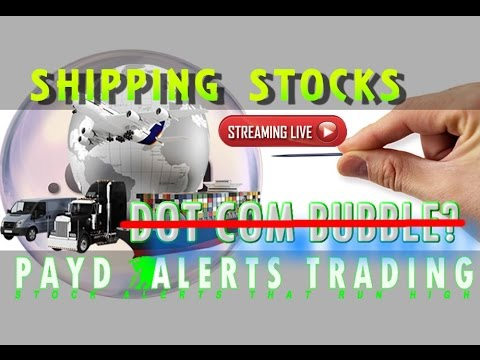 Learn To Day Trade Live Stream Shipping Stocks $DCIX $TOPS $SHIP $SINO $ESEA $EGLE