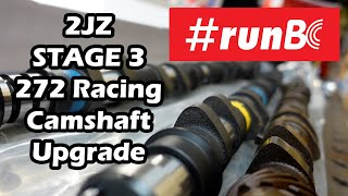 homepage tile video photo for 2JZ RUNBC  272 CAMSHAFT INSTALL DIY